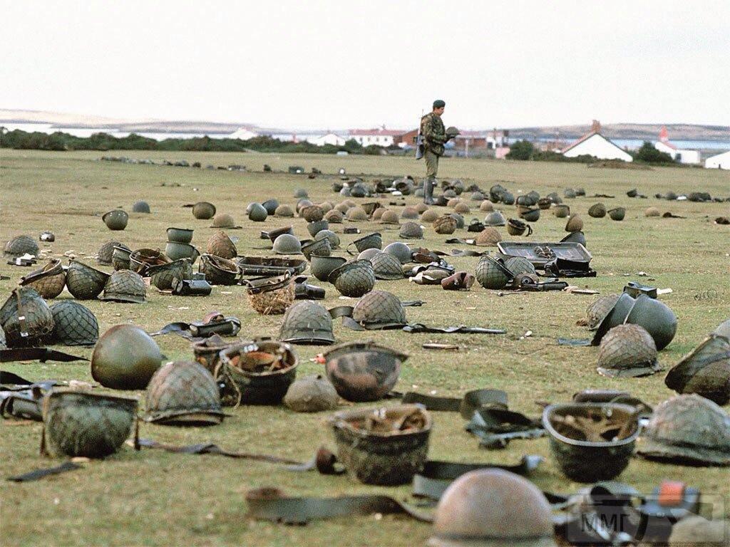 18160 - Фолклендская война