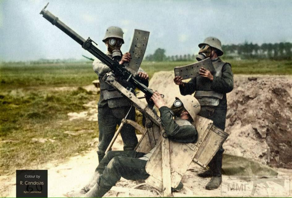 18161 - Военное фото. Западный фронт. 1914-1918г.г.