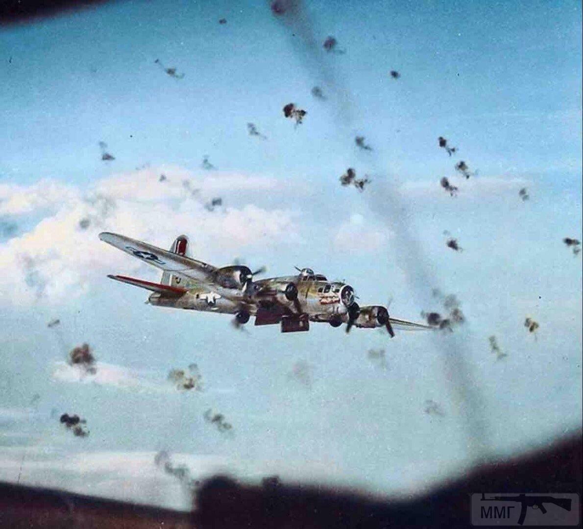 18166 - Стратегические бомбардировки Германии и Японии