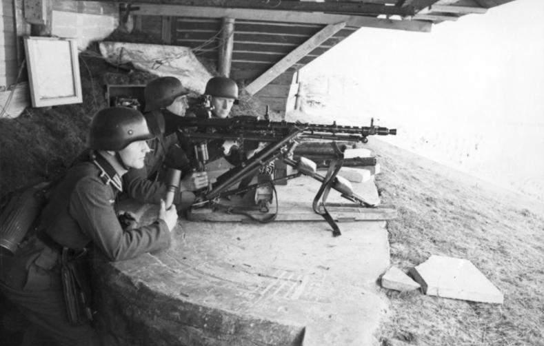 1818 - Все о пулемете MG-34 - история, модификации, клейма и т.д.