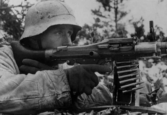 1819 - Все о пулемете MG-34 - история, модификации, клейма и т.д.