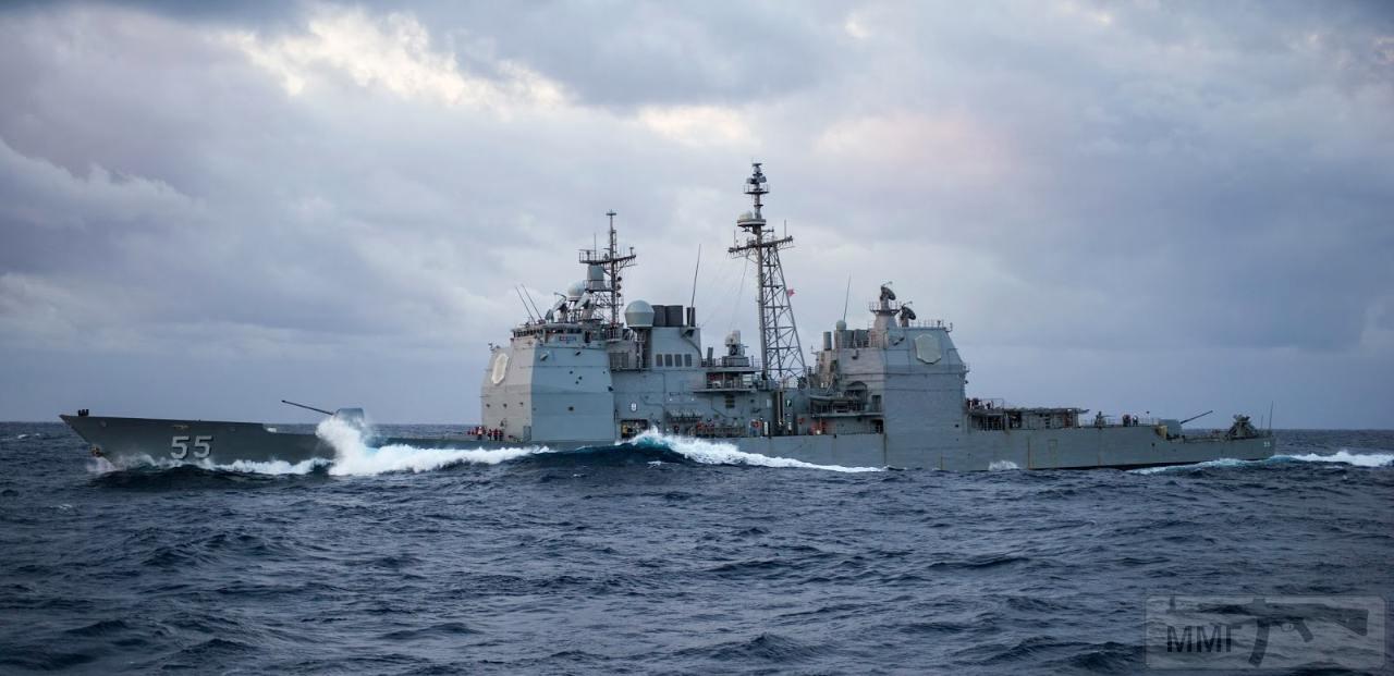 18214 - USS Leyte Gulf (CG-55)
