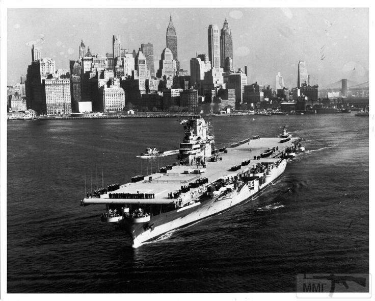 18283 - Два авианосца