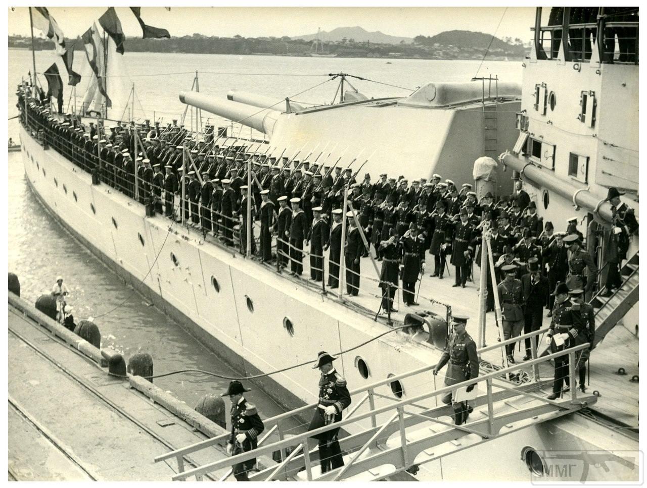 18288 - Броненосцы, дредноуты, линкоры и крейсера Британии