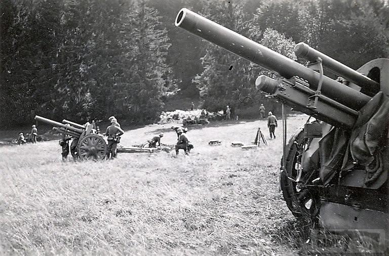 18392 - Немецкая артиллерия второй мировой