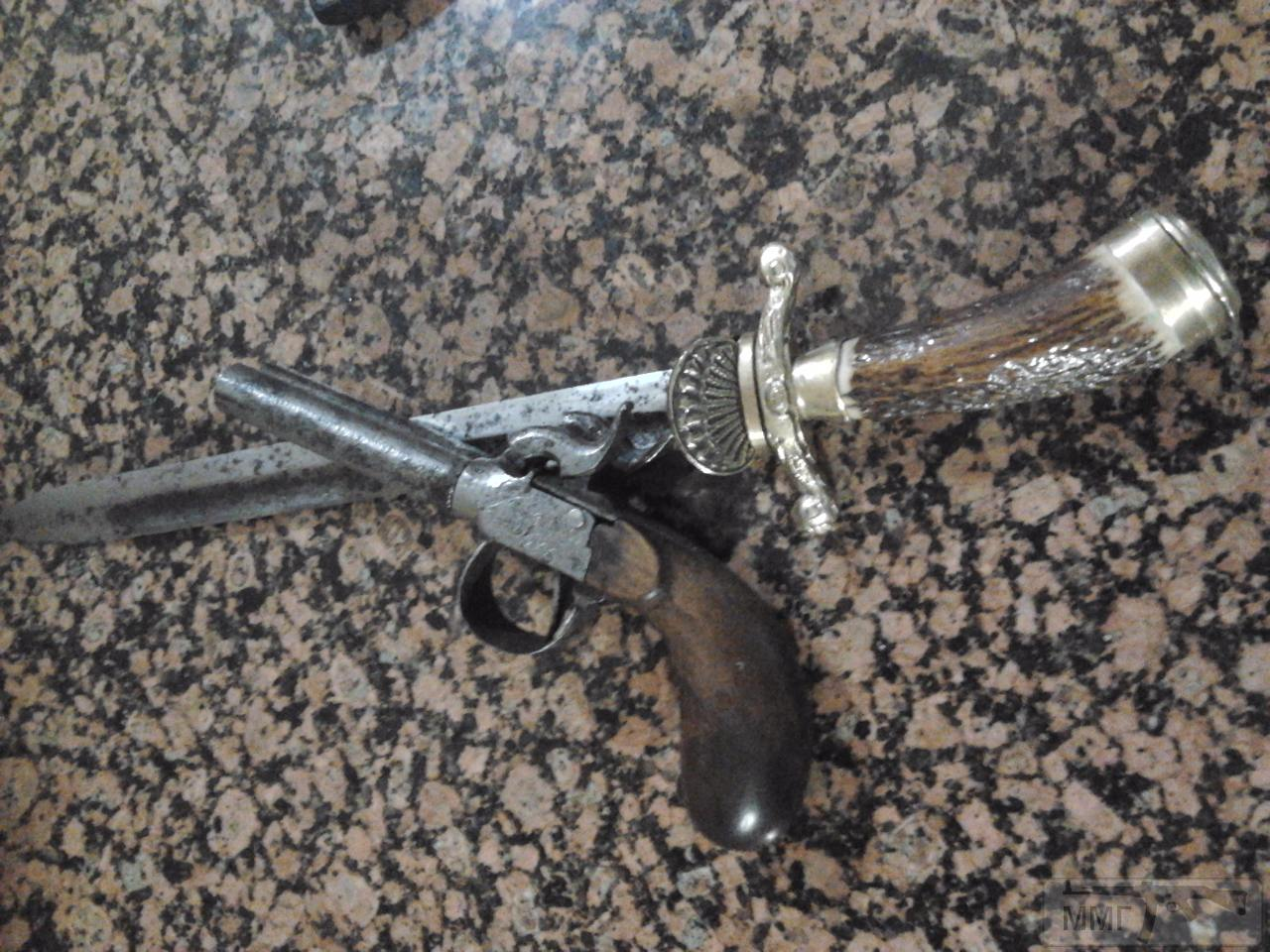 18393 - Шпилечный револьвер — сабля.