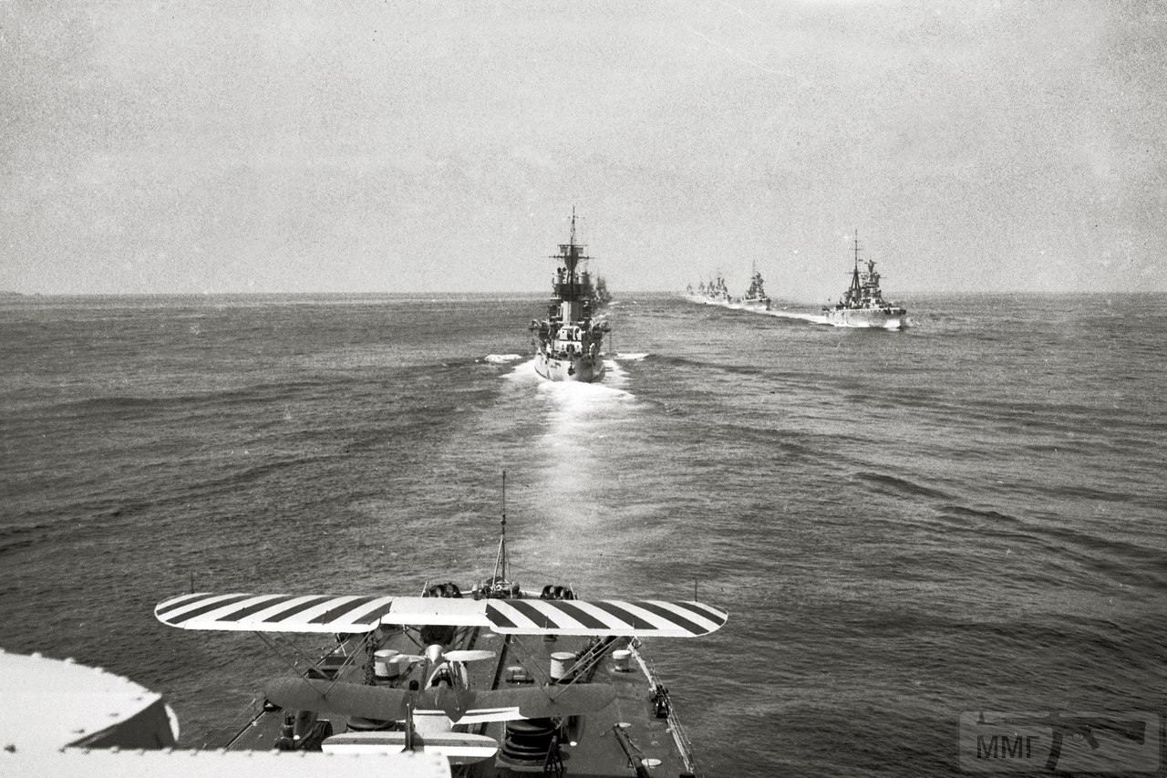 18404 - Regia Marina - Italian Battleships Littorio Class и другие...