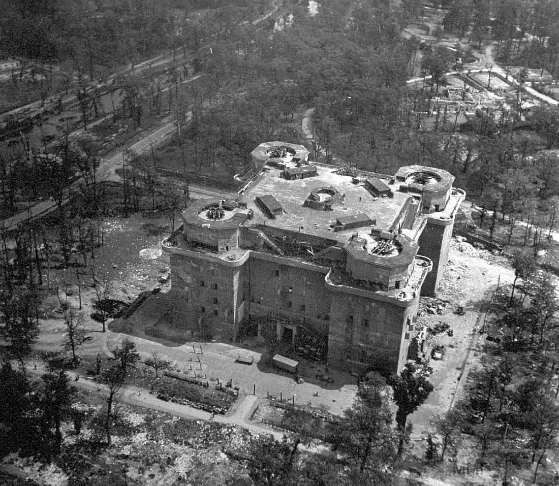 18434 - Зенитные башни люфтваффе