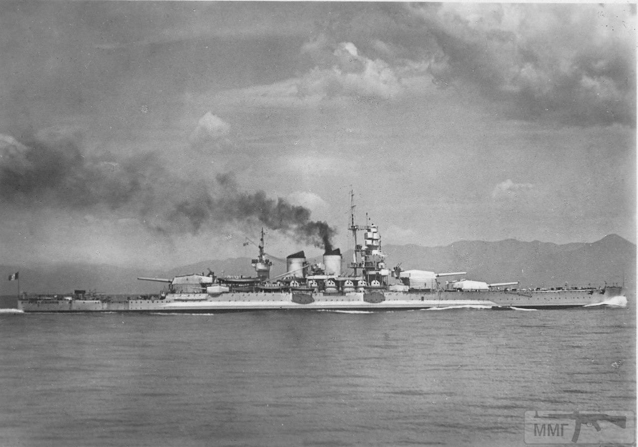 18534 - Regia Marina - Italian Battleships Littorio Class и другие...
