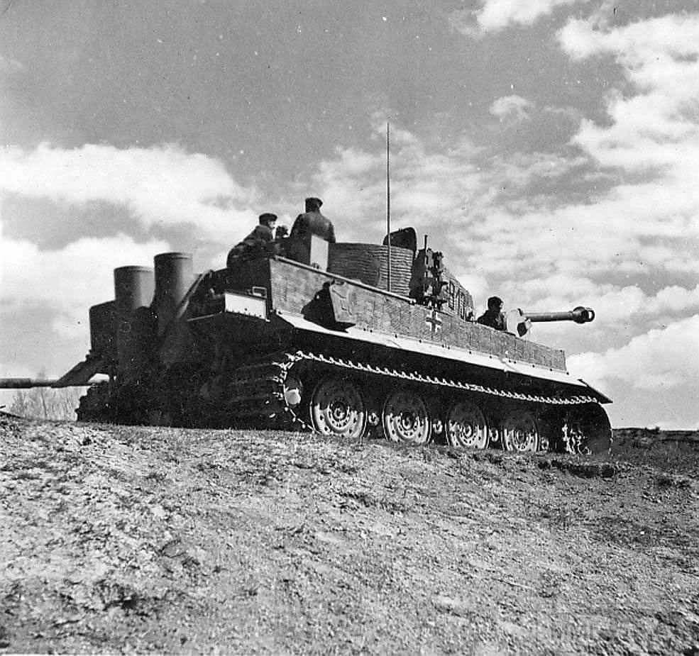 18541 - Achtung Panzer!