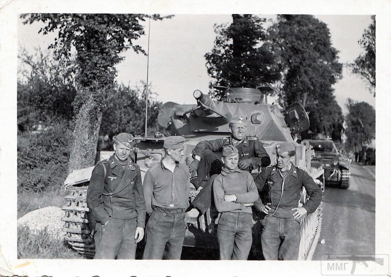 18543 - Великие и не очень танкисты Германии