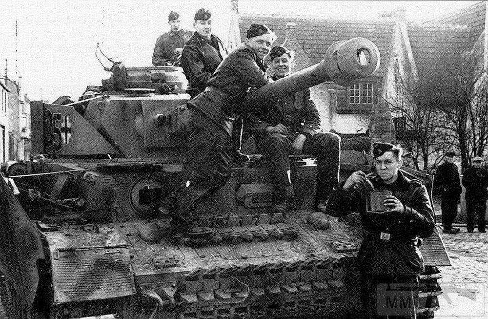 18544 - Великие и не очень танкисты Германии