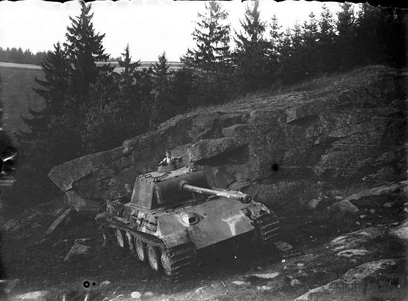 1857 - Achtung Panzer!