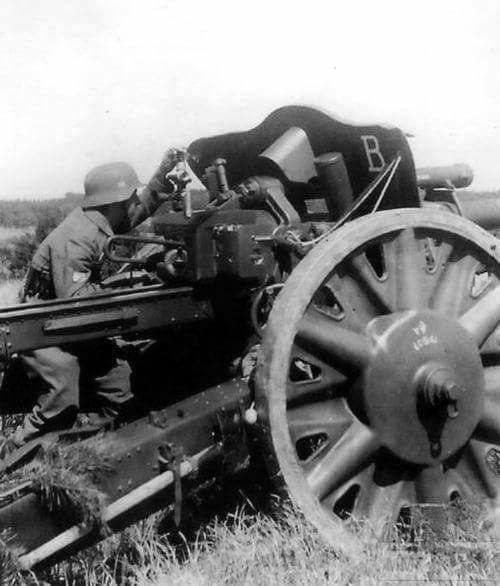 18653 - Немецкая артиллерия второй мировой