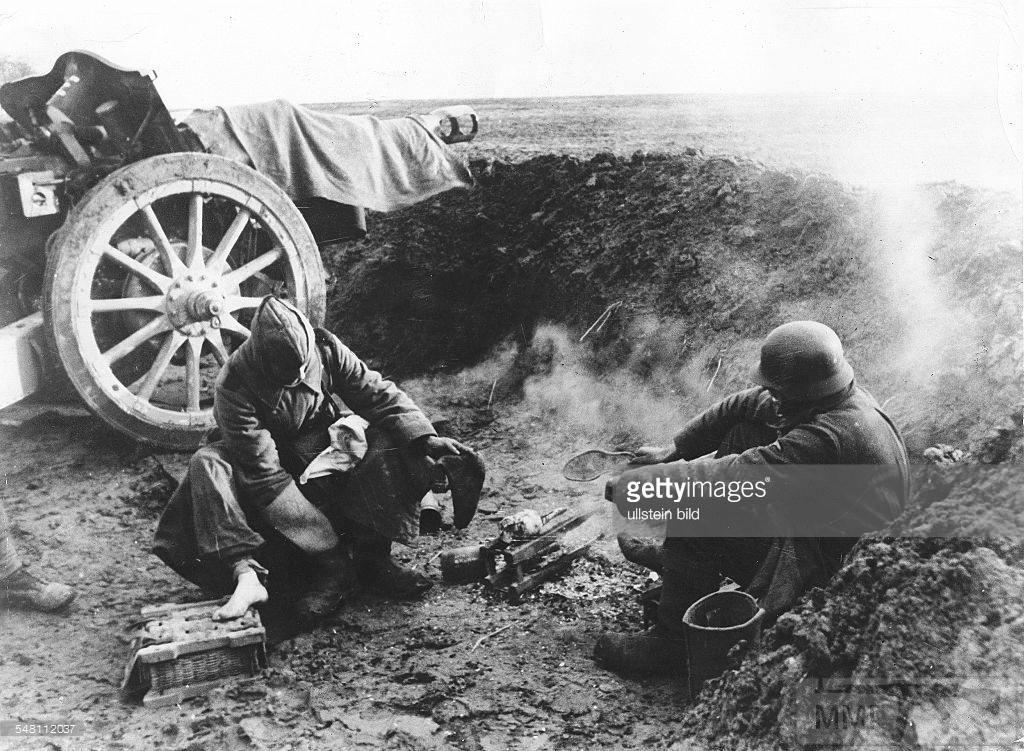 18654 - Немецкая артиллерия второй мировой