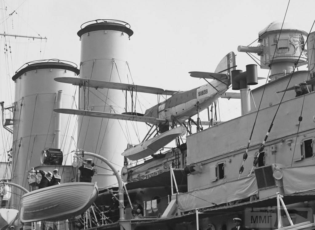 18661 - Броненосцы, дредноуты, линкоры и крейсера Британии