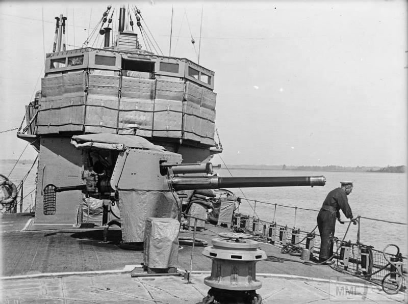 18672 - Броненосцы, дредноуты, линкоры и крейсера Британии