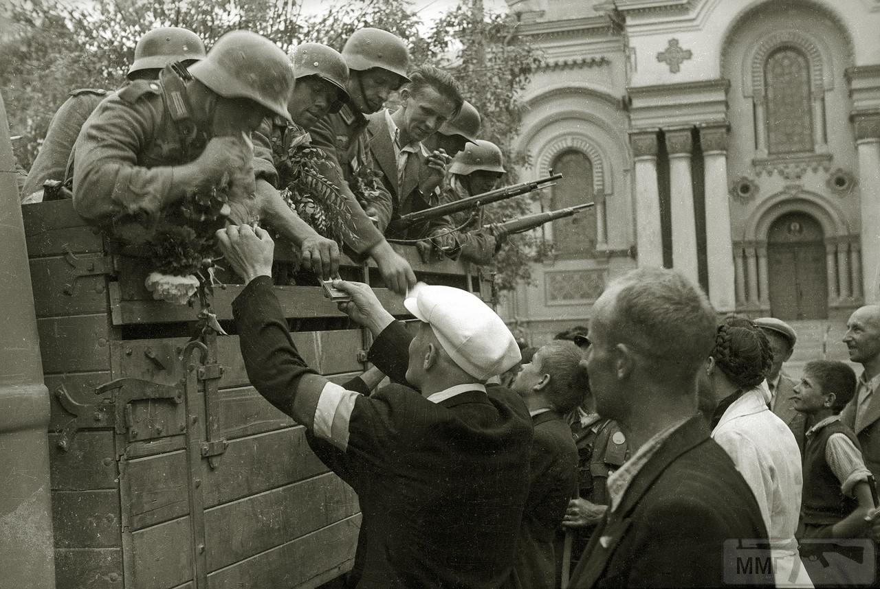 18698 - Военное фото 1941-1945 г.г. Восточный фронт.
