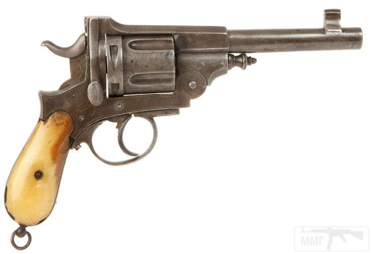 1870 - Короткоствольное оружие Австро-Венгрии