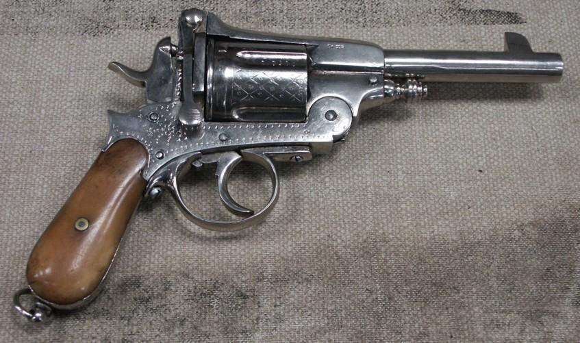 1871 - Короткоствольное оружие Австро-Венгрии