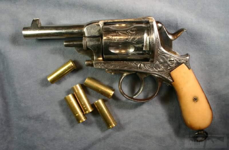 1873 - Короткоствольное оружие Австро-Венгрии