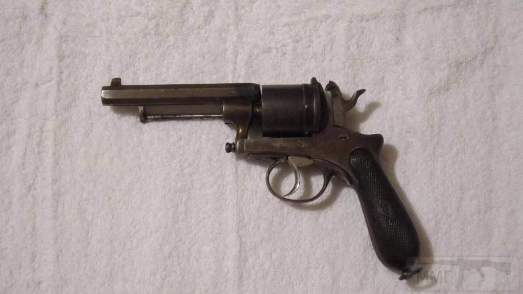 1875 - Короткоствольное оружие Австро-Венгрии