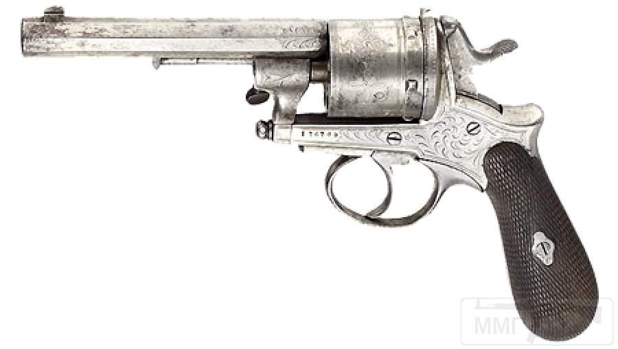 1876 - Короткоствольное оружие Австро-Венгрии