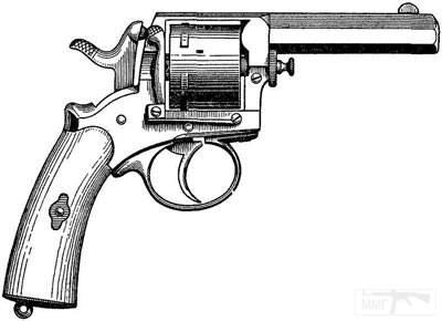1878 - Короткоствольное оружие Австро-Венгрии