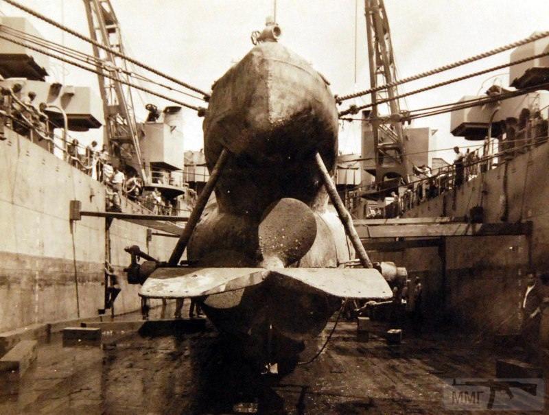 18783 - Военное фото 1941-1945 г.г. Тихий океан.