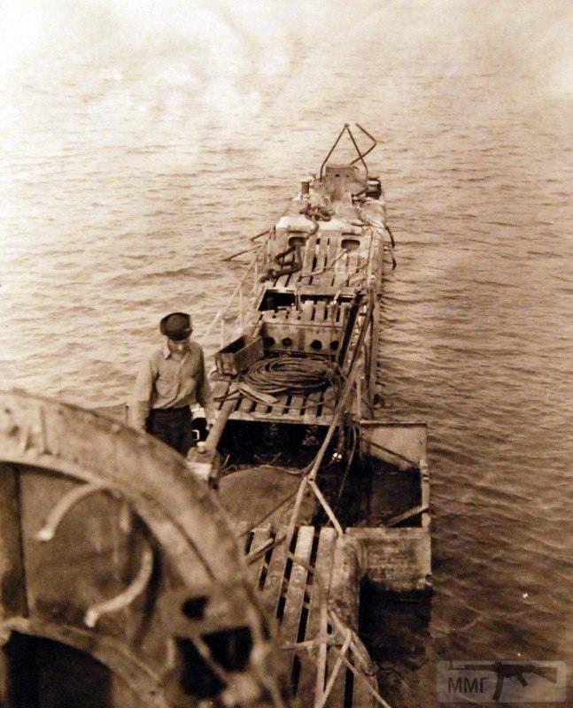 18784 - Военное фото 1941-1945 г.г. Тихий океан.