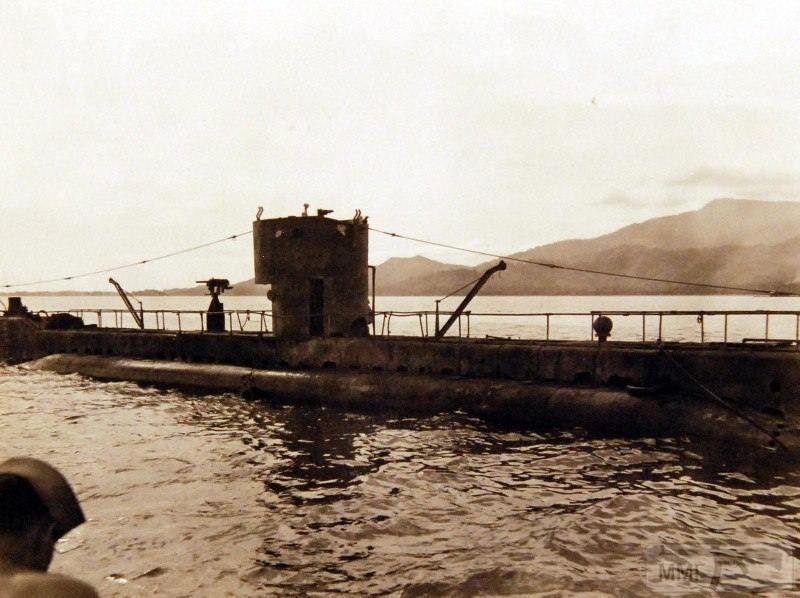 18787 - Военное фото 1941-1945 г.г. Тихий океан.