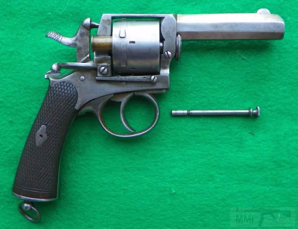 1879 - Короткоствольное оружие Австро-Венгрии