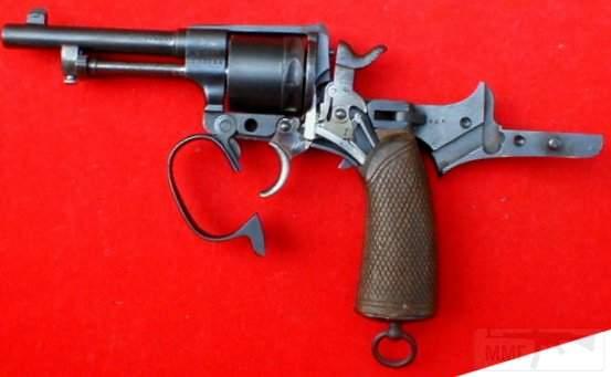 1881 - Короткоствольное оружие Австро-Венгрии