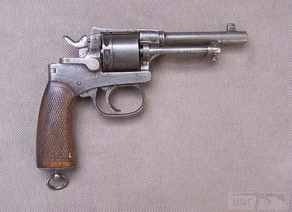 1882 - Короткоствольное оружие Австро-Венгрии
