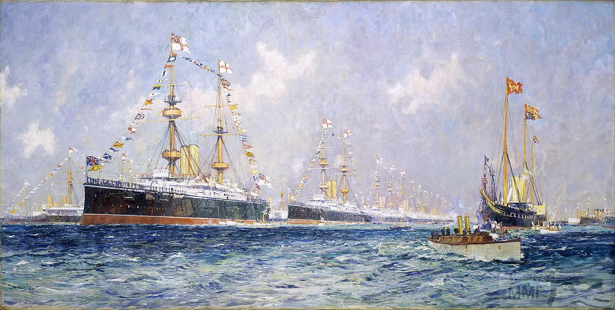 18820 - Броненосцы, дредноуты, линкоры и крейсера Британии