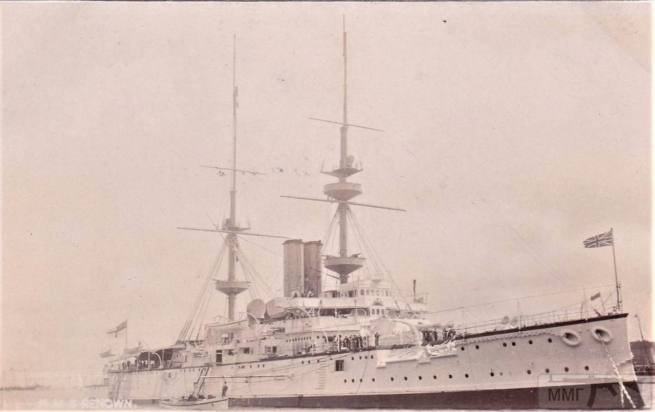 """18821 - HMS Renown (в переводе """"Слава"""")"""
