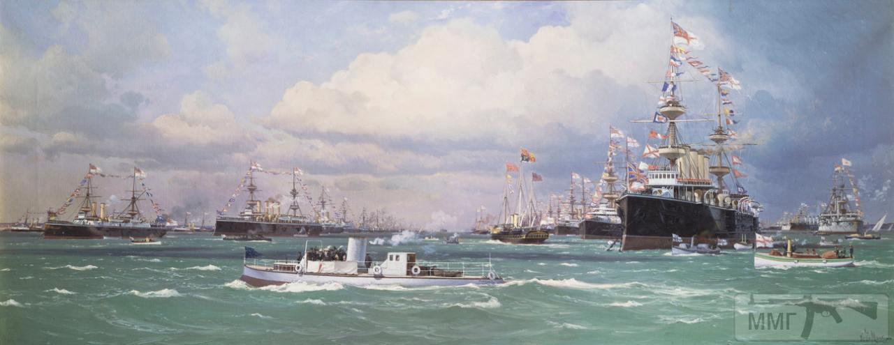 18823 - Броненосцы, дредноуты, линкоры и крейсера Британии