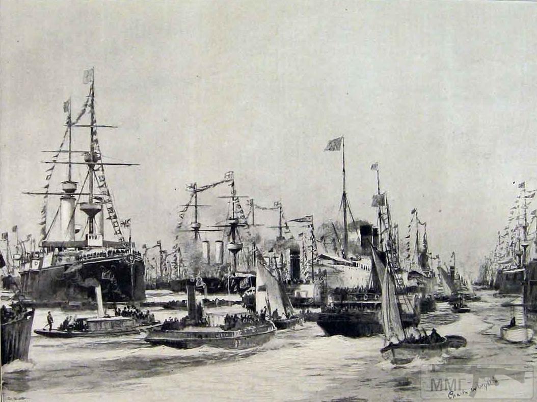 18824 - Броненосцы, дредноуты, линкоры и крейсера Британии
