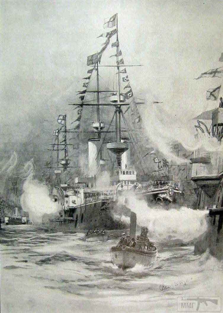 18825 - Броненосцы, дредноуты, линкоры и крейсера Британии