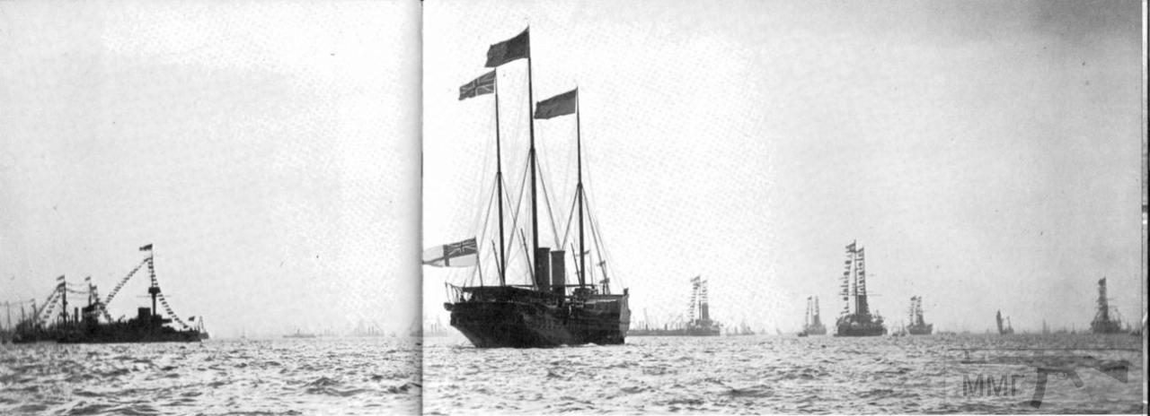 18826 - Броненосцы, дредноуты, линкоры и крейсера Британии