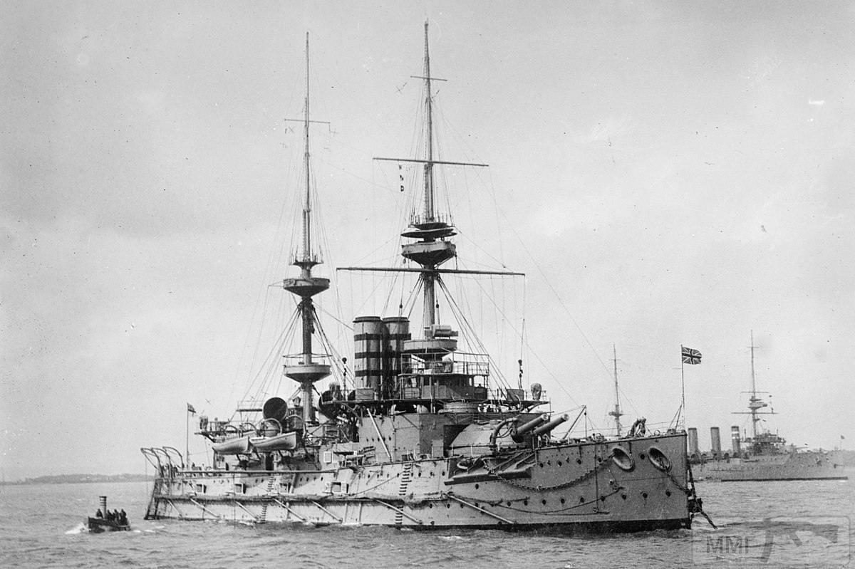 18827 - Броненосцы, дредноуты, линкоры и крейсера Британии