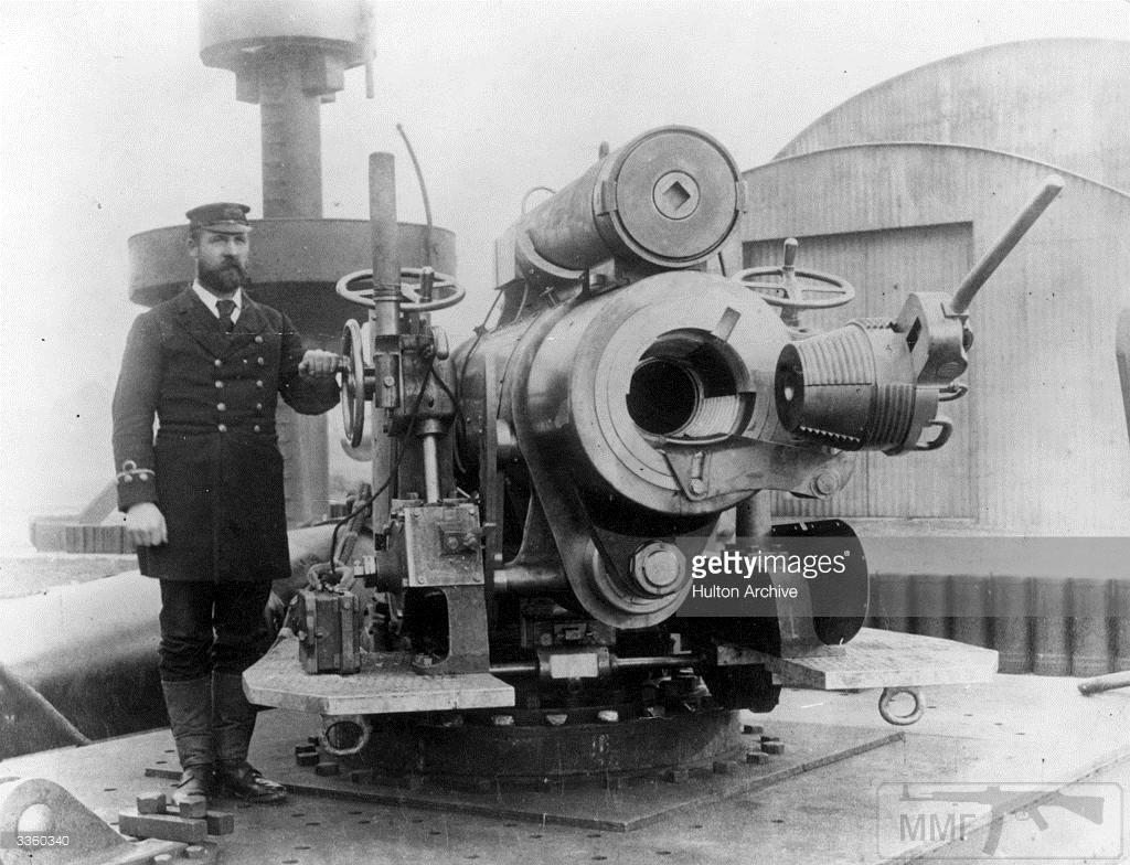 18866 - Броненосцы, дредноуты, линкоры и крейсера Британии