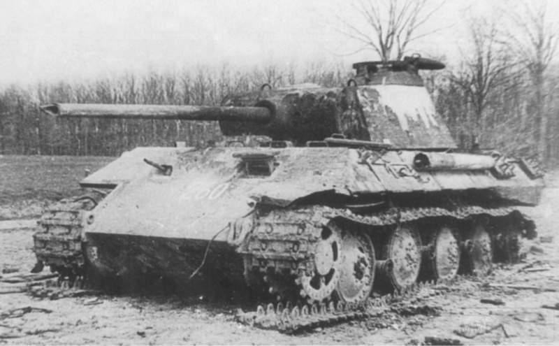 1896 - Achtung Panzer!