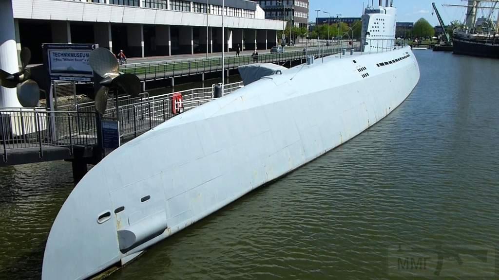 1897 - Как сделать музей с U-534