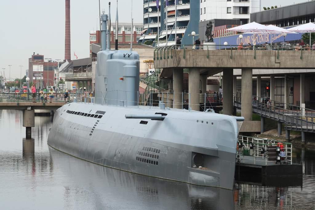 1898 - Как сделать музей с U-534