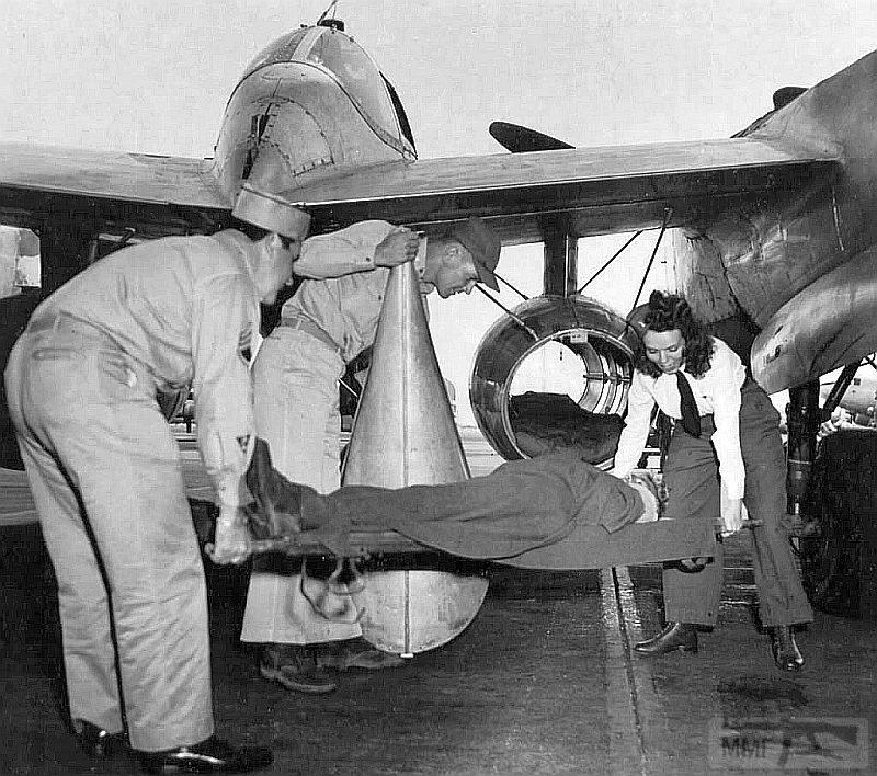 18986 - Военное фото 1941-1945 г.г. Тихий океан.