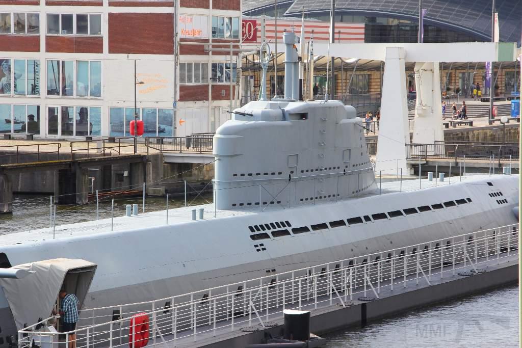 1899 - Как сделать музей с U-534