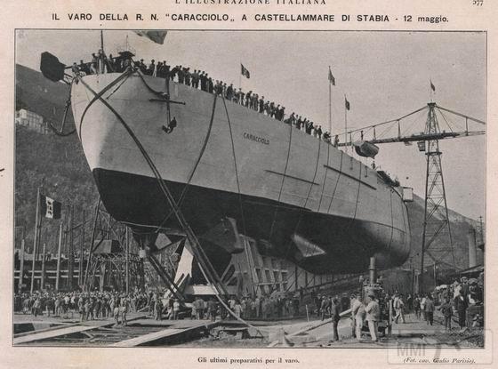 19011 - Regia Marina - Italian Battleships Littorio Class и другие...