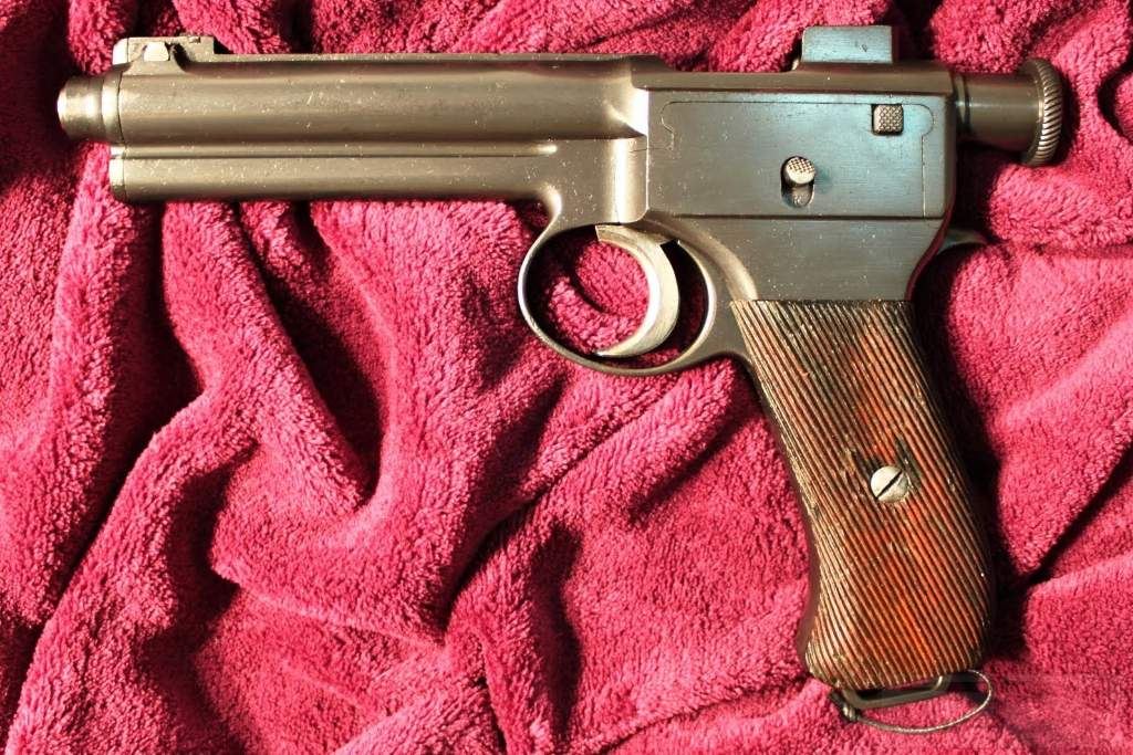 1903 - Roth-Steyr Model 1907