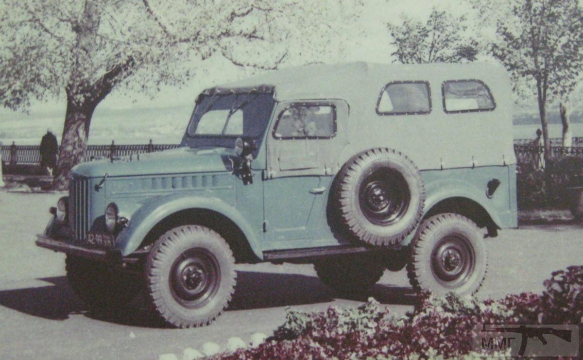 19037 - Обзор автомобиля ГАЗ-69 / ГАЗ-69А.
